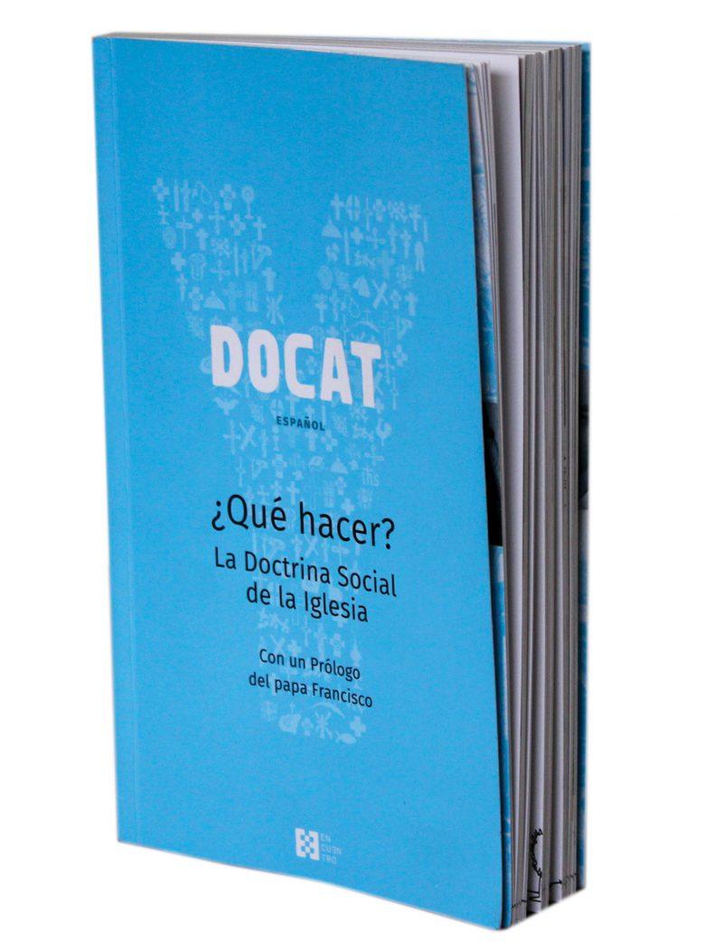 DOCAT ¿Que hacer? La Doctrina Social de la Iglesia-0