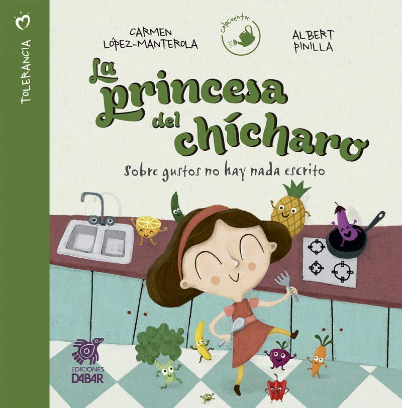 LA PRINCESA DEL CHÍCHARO-0